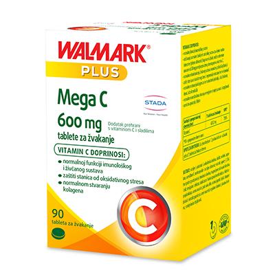 Mega C 600 mg